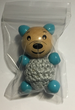 Teddy Set Türkis