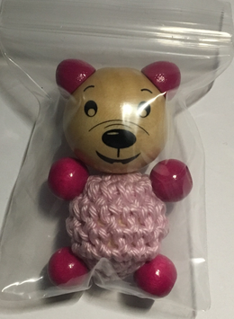Teddy Set Pink