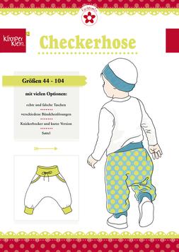 Checkerhose - klimperklein