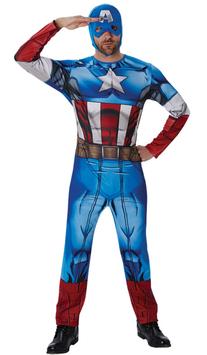 Kostüm Captain America