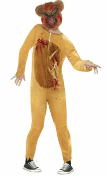 Kostüm Zombie-Teddybär