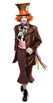 Kostüm Der verrückte Hutmacher