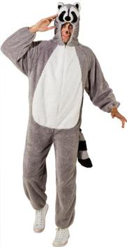 Kostüm Waschbär