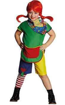 Kostüm Pippi Wildfang