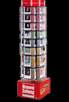 Drehsäule - Hörbücher CD's und DVD's