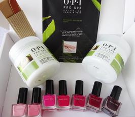 OPI Manicure / Pedicure +  Malu Wilz Nagellack
