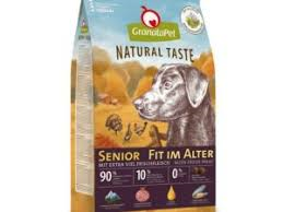 GP Natural Taste Senior, Fit im Alter