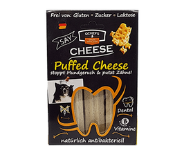 QCHEFS Fitness Cheese / Puffed Cheese