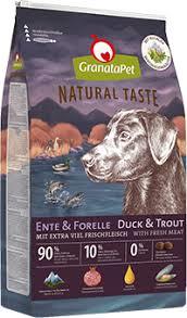 GP Natural Taste Ente und Forelle