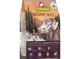 GP Natural Taste Lachs & Pute