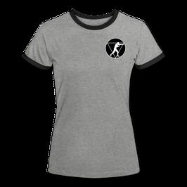 T-Shirt Damen (Intense-Training Logo)