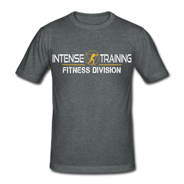 T-Shirt Herren (Intense-Training Fitness-Division)