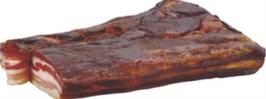 Bauchspeck - aufgeschnitten
