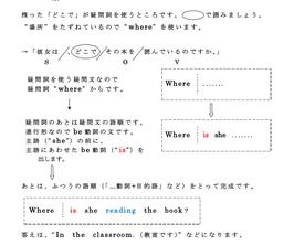 英語1-7 いろいろな表現.2
