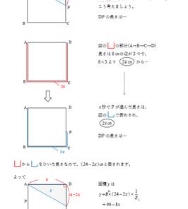 数学2-3 1次関数