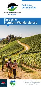 Wanderbroschüre Durbacher Genießerpfade