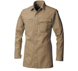 寅壱3922-125シャツ(綿100%)