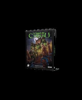 L'Appel de Cthulhu : Boîte d'Initiation
