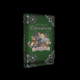 Chevaliers, Princesse Gargea (livre 4)– La BD dont vous êtes le héros