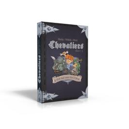 Chevaliers, Le message (livre 2) – La BD dont vous êtes le héros