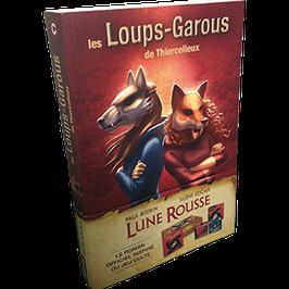 Les loups-garous de Thiercelieux - Lune Rousse (ROMAN)