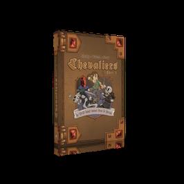 Chevaliers, La cité ensevelie (livre 3) – La BD dont vous êtes le héros