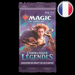 Magic Commander Légendes