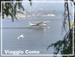 Viaggio corto: Trasferta a Como noleggio di 1 bicicletta con guida turistica. Minimo partecipanti 2 persone.
