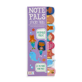 Note pals Sticky tabs Sirènes - Ooly