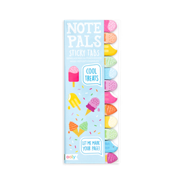 Note pals sticky tabs Glace- Ooly