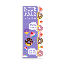 Note pals Sticky tabs Gateaux - Ooly