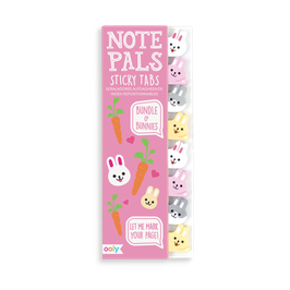 Note pals sticky tabs Lapin- Ooly