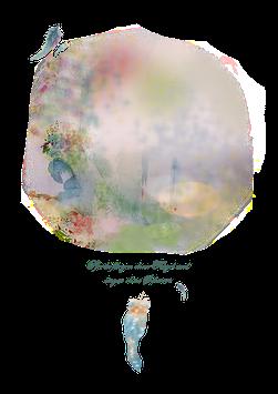 Design 1 Aquarell abstrakt