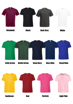 T-Shirt Kinder Unisex mit Design