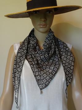 Foulard triangle - Taille unique
