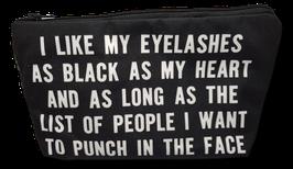 Beauty Tasche Black