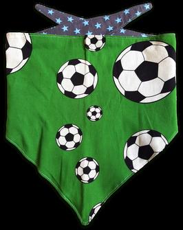 Wendehalstuch Fussball Sterne L