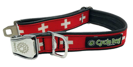 Cycle Dog Halsband Swiss