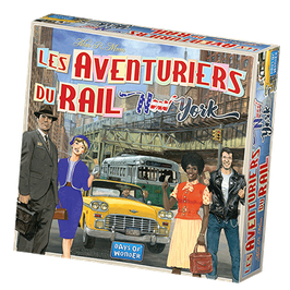 Les aventuriers du rail New-York