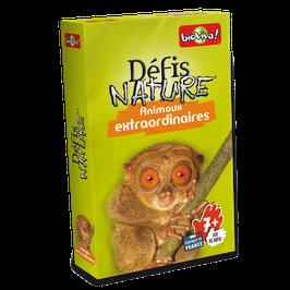 DEFIS NATURE ANIMAUX EXTRAORDINAIRES