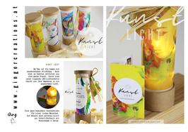 Kunstlichter/ versch. Designs