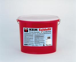 KEIM Soldalit® - Universal Sol-Silikat Fassadenfarbe für organische, mineralische und Mischuntergründe