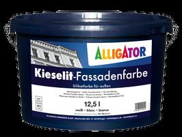 ALLIGATOR Kieselit Biozidfreie,CO2-durchlässige und hoch diffusionsfähige Fassadenfarbe auf Silikatbasis