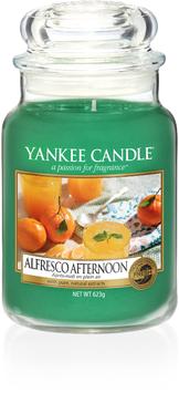 Alfresco Afternoon Large Jar