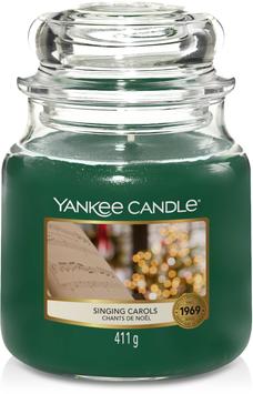 YC Singing Carols Medium Jar