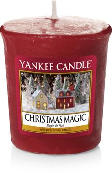 Christmas Magic Votive