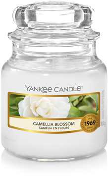 Camellia Blossom Small Jar