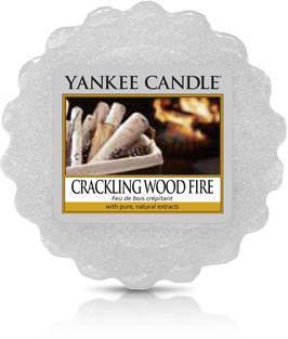 Crackling Woodfire Melt