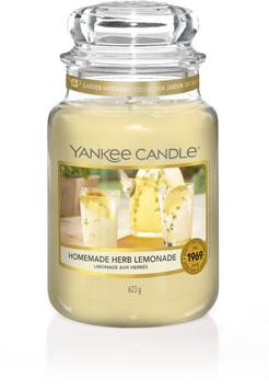 Homemade Herb Lemonade Large Jar