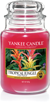 Tropical Jungle Larg Jar